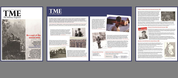 TME Vietnam Commemorative Issue