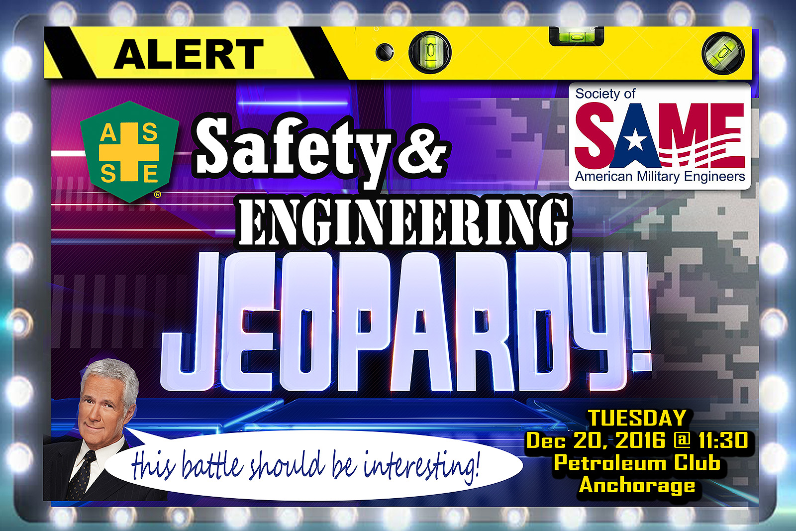 Safety and Engineering Jeopardy