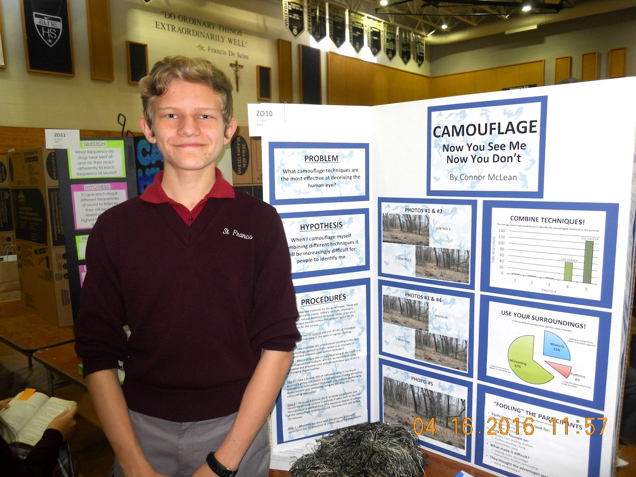 Arlington Science Fair 2016