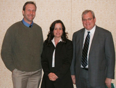 Brian Boose, Jeanne LeBron, and Paul Pettit, AMEC