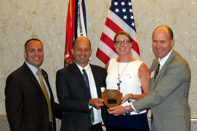 USACE Philadelphia District Notable Achievement Award photo