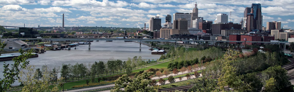 Mississippi River Saint Paul