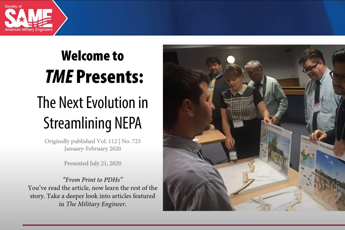 <p><strong>TME Presents The Next Evolution in Streamlining NEPA</strong></p>