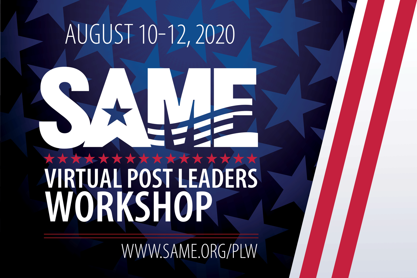 <h2>Virtual Post Leaders Workshop 2020</h2>