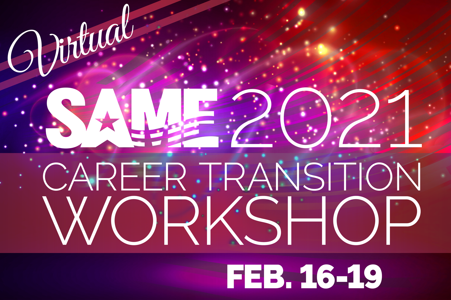 <h2>Virtual Career Transition Workshop 2021</h2>
