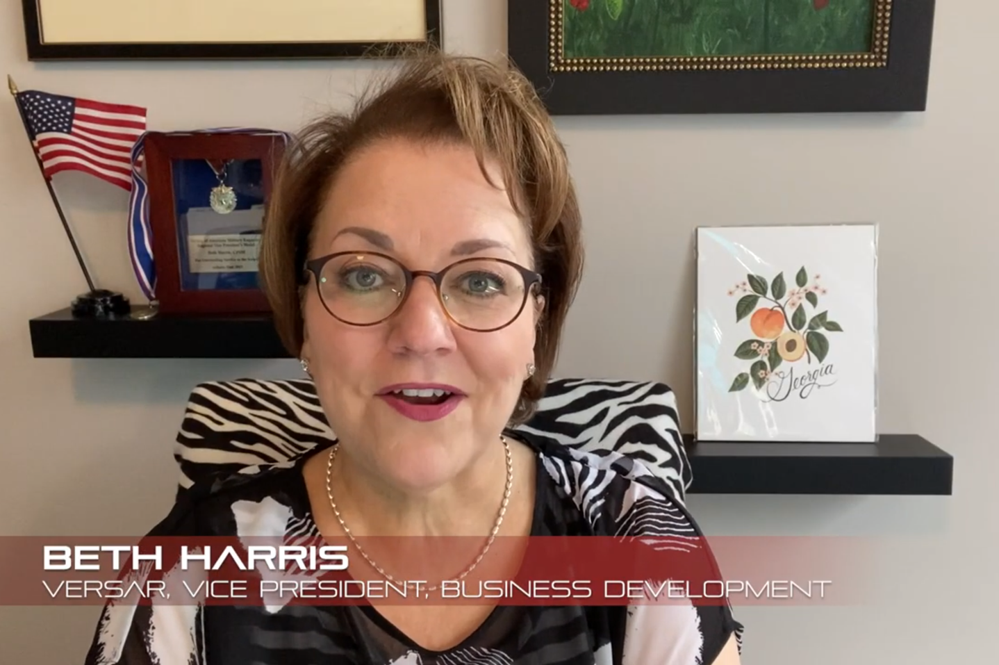 <h3>Beth Harris is ready for SBC!</h3>