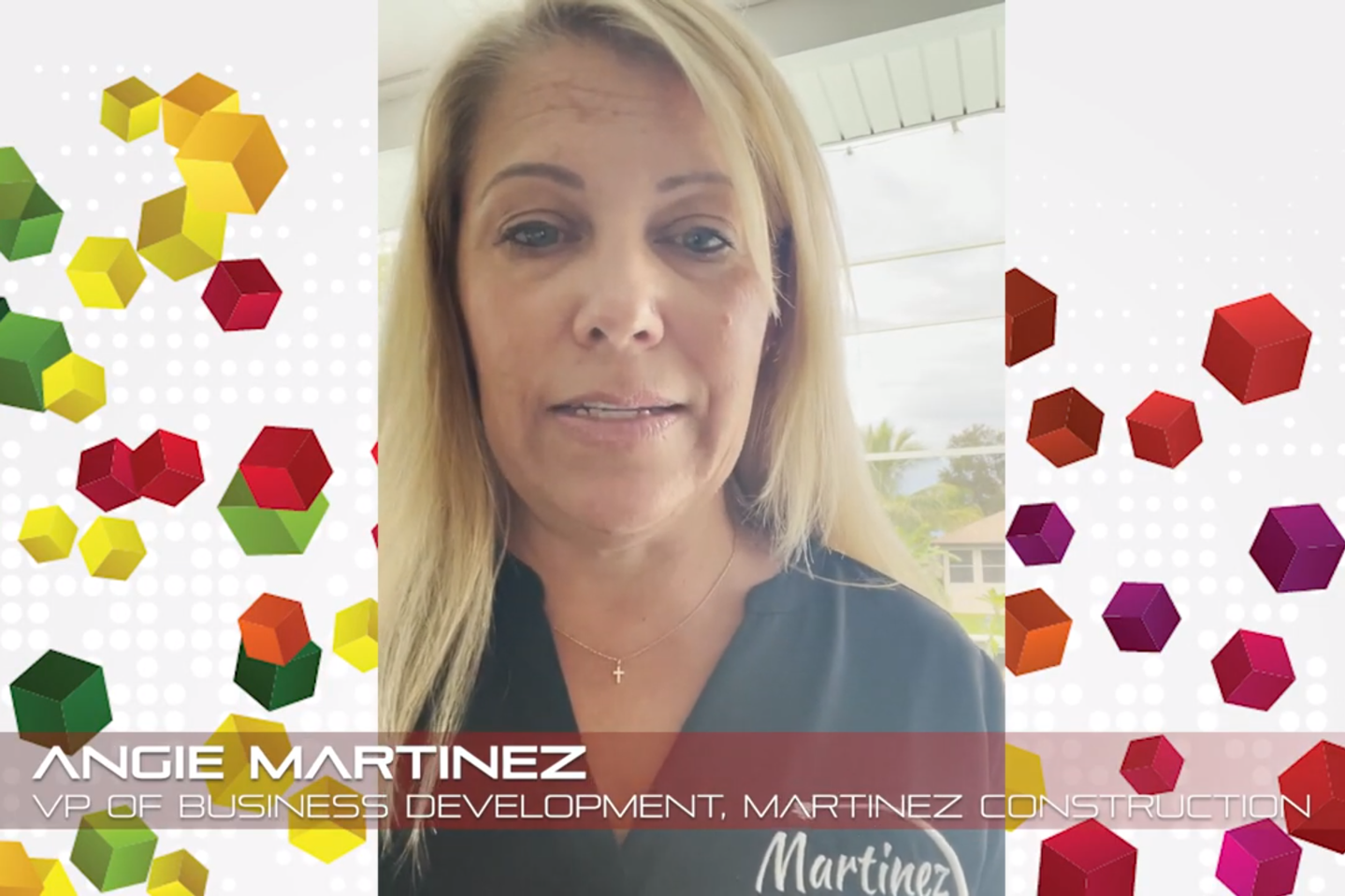<h3>Angie Martinez is ready for SBC!</h3>