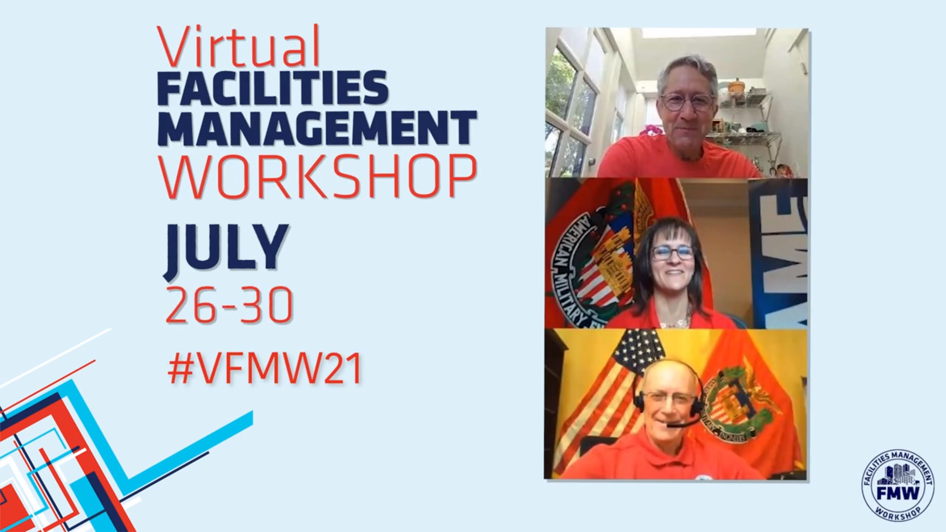 <p><strong>You're Invited to the Virtual Facilities Management Workshop 2021</strong></p>