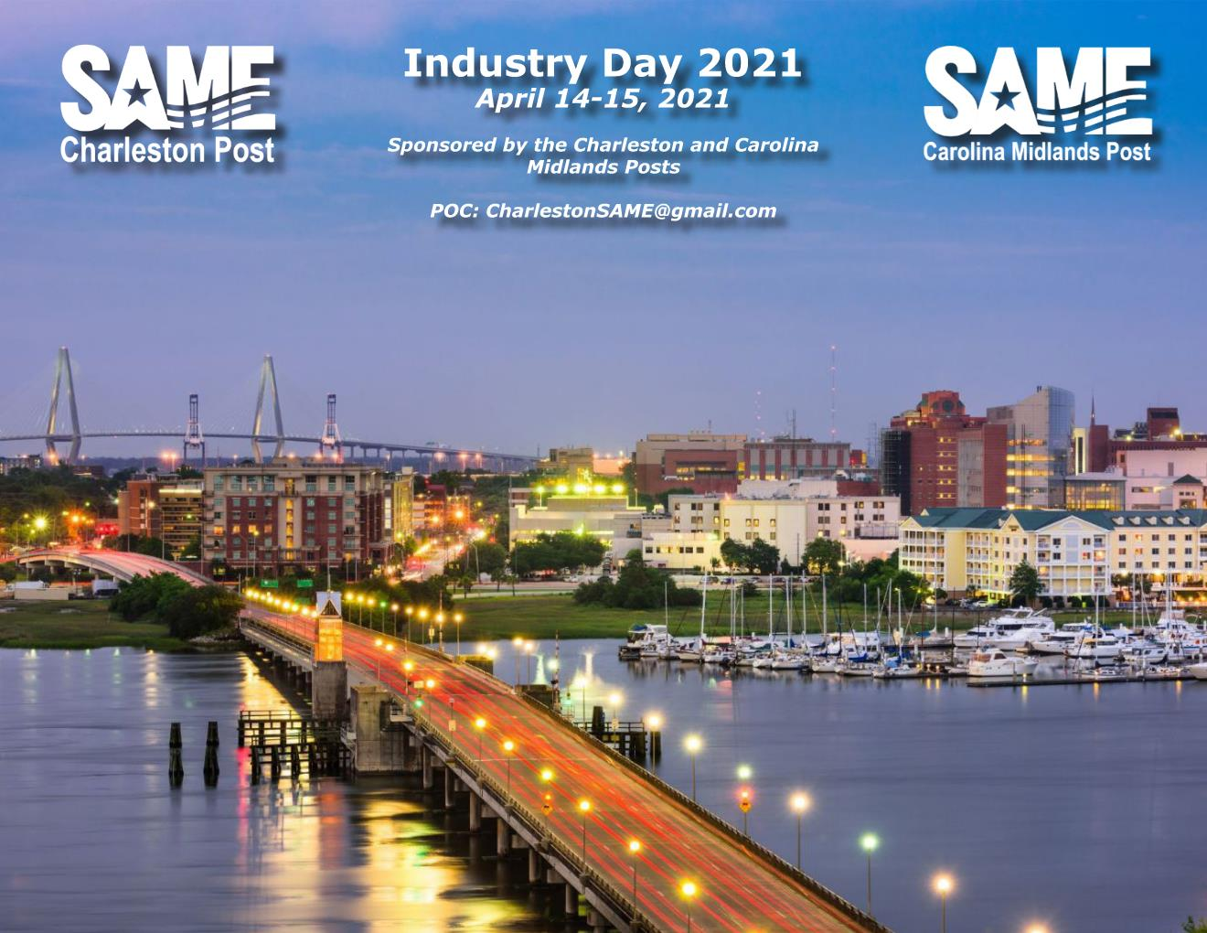 2020 Industry Day Flyer