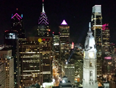 Philadelphia Nightscape